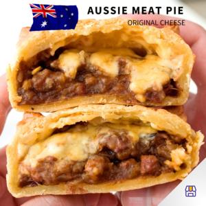 aussie meat pie original cheese