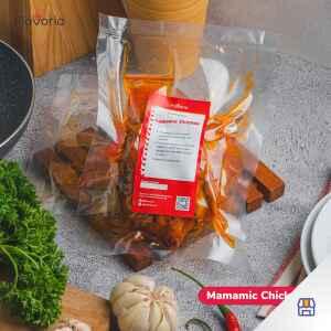 mamamic chicken frozen flavoria