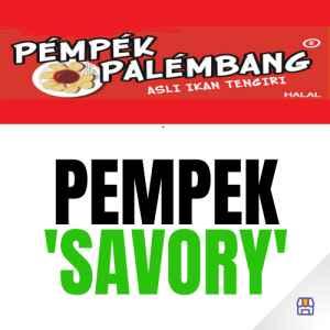 Pempek Savory Profile