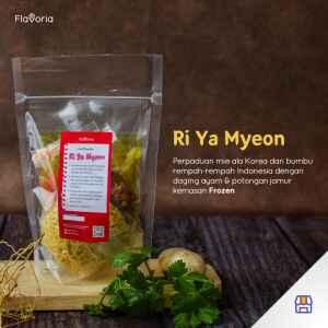 ri ya myeon frozen flavoria