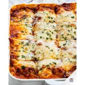 Beef Lasagna enak