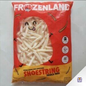 Frozenland shoestring 1kg