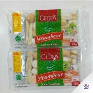Cedea steamboat