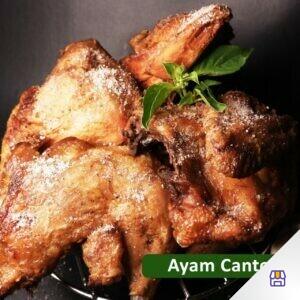 Ayam Canton Surabaya